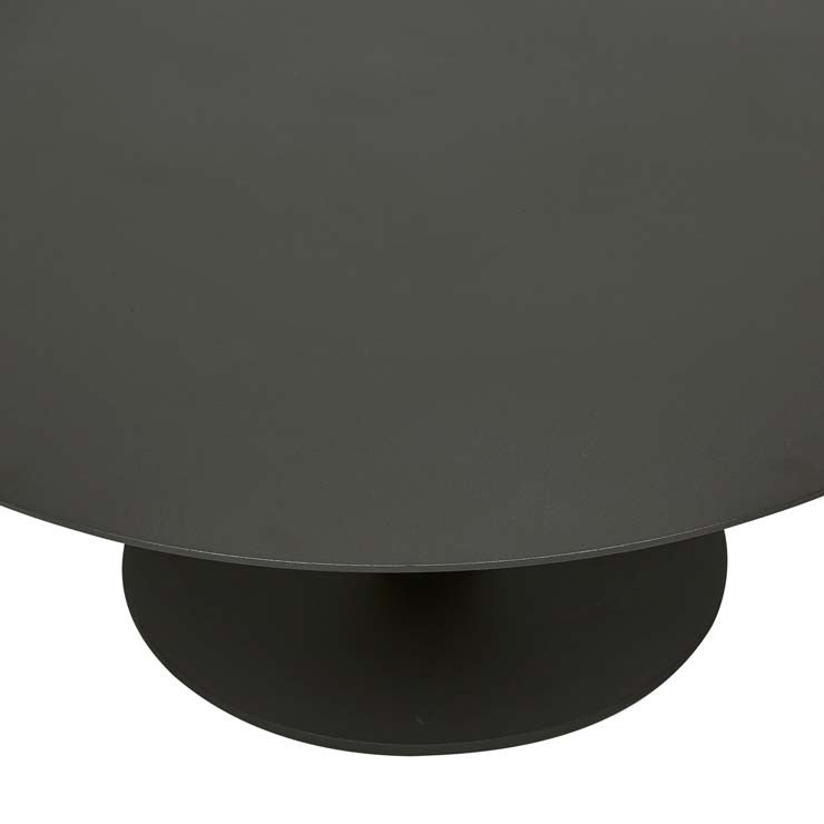 GlobeWest | Aperto Ali Round Coffee Table - BLACK