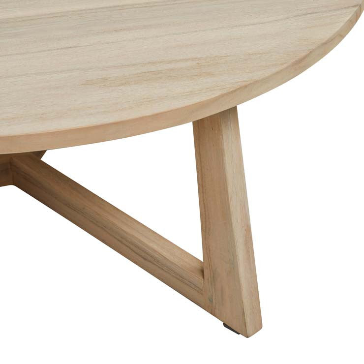 GlobeWest | Positano Coffee Table - Aged Teak