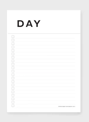 Father Rabbit | Day Planner A5