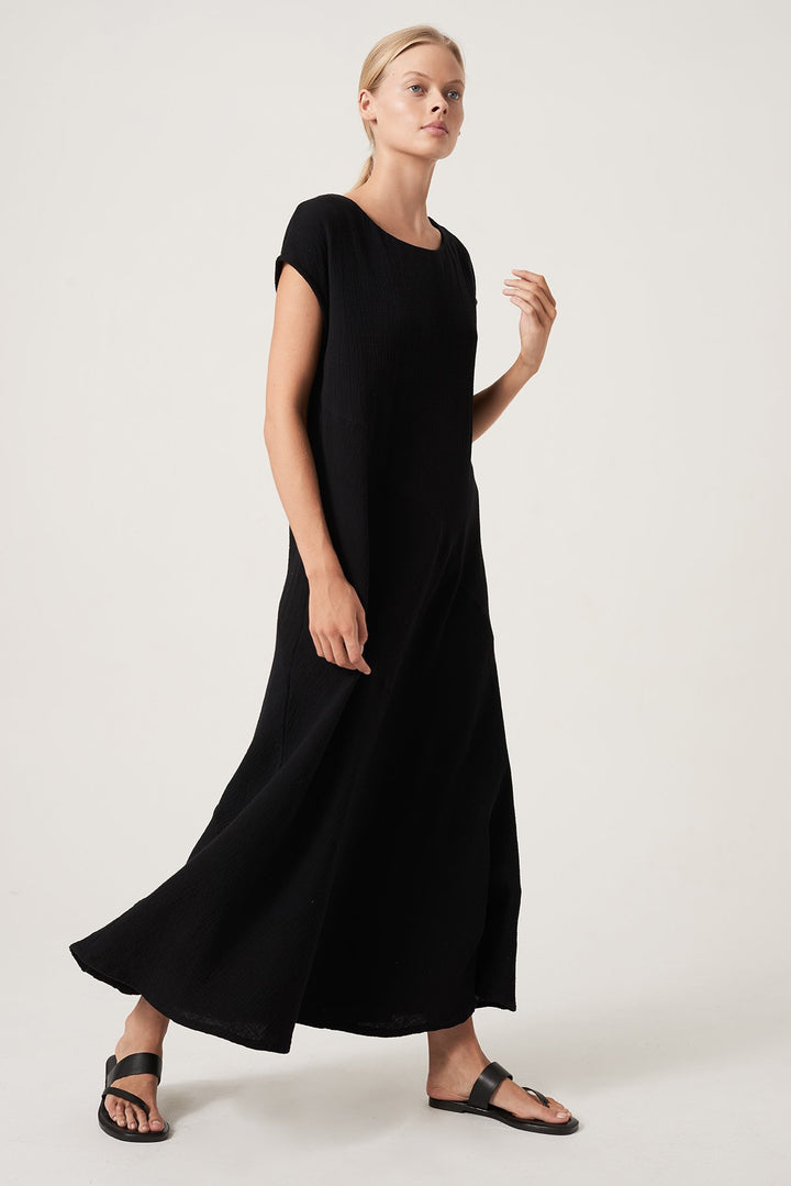 The Viva Dress - Black