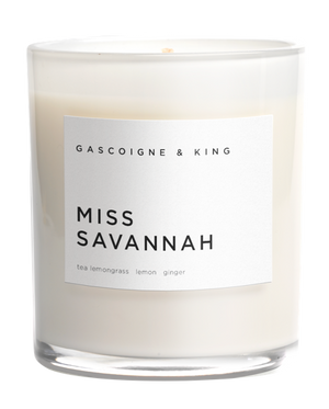 Miss Savannah Candle 400g