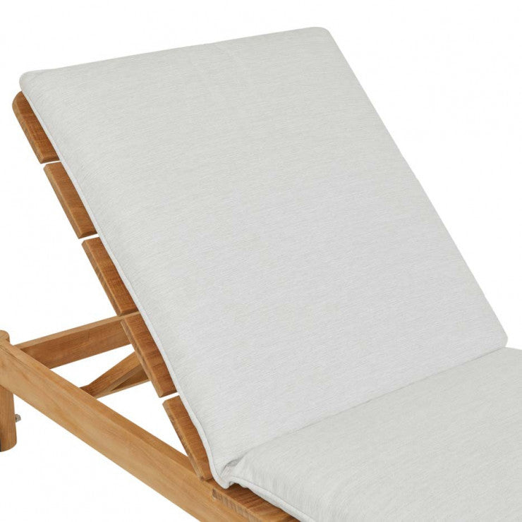 GlobeWest | Cannes Sunbed - (Outdoor) Snow/Natural