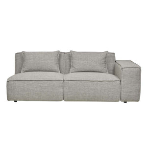 Felix Block 3 seater Right Arm