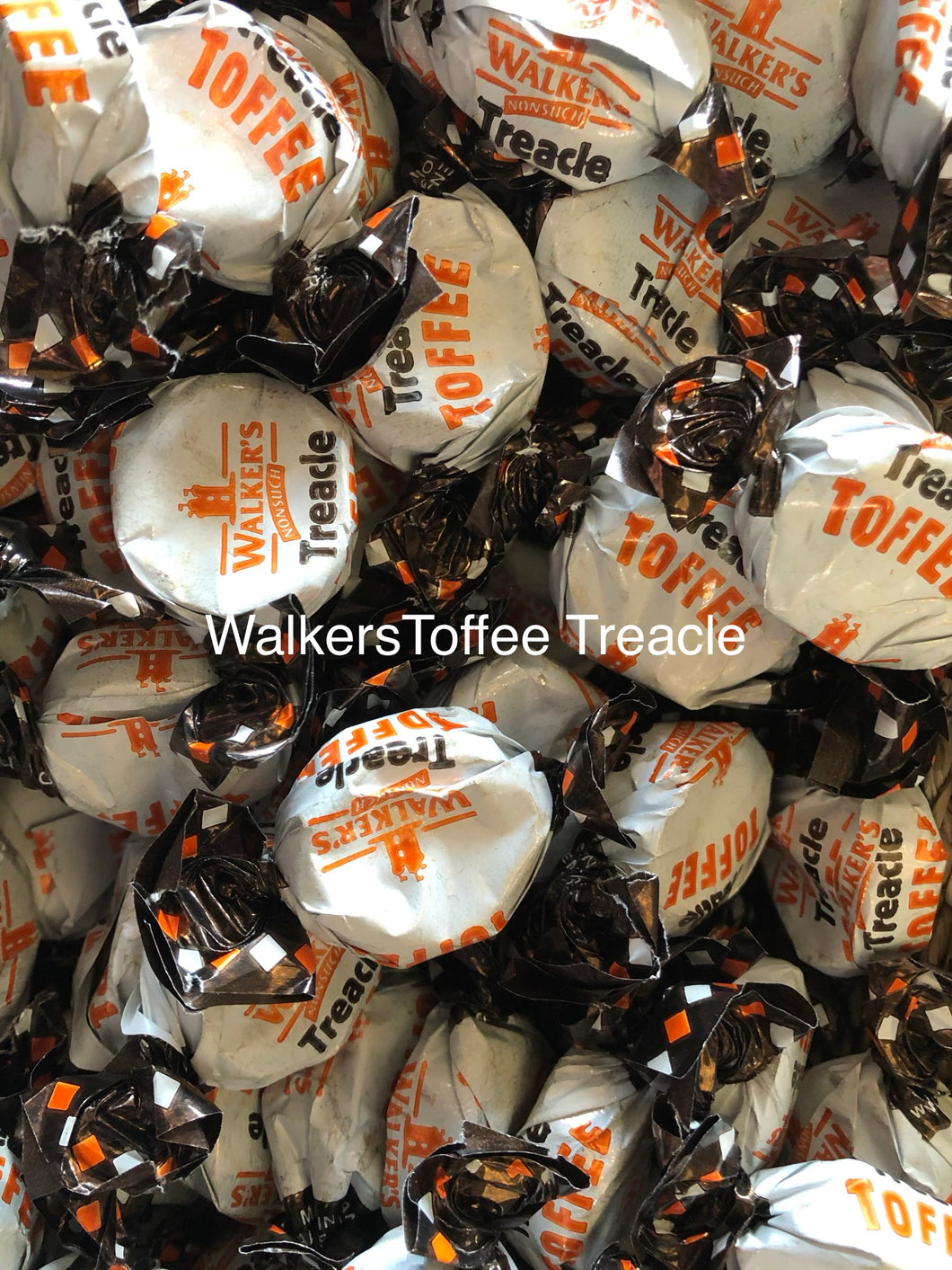 Walker's Toffee Treacle