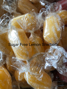 Sugar Free Lemon Sherbets