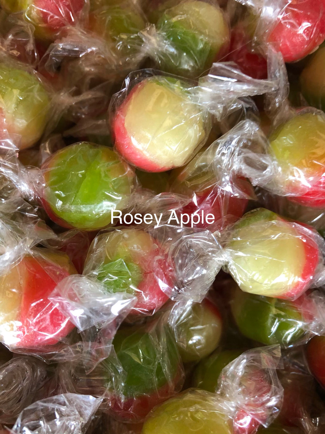 Rosey Apple