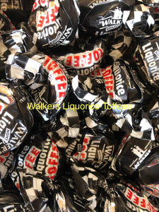 Walker's Liquorice Toffee