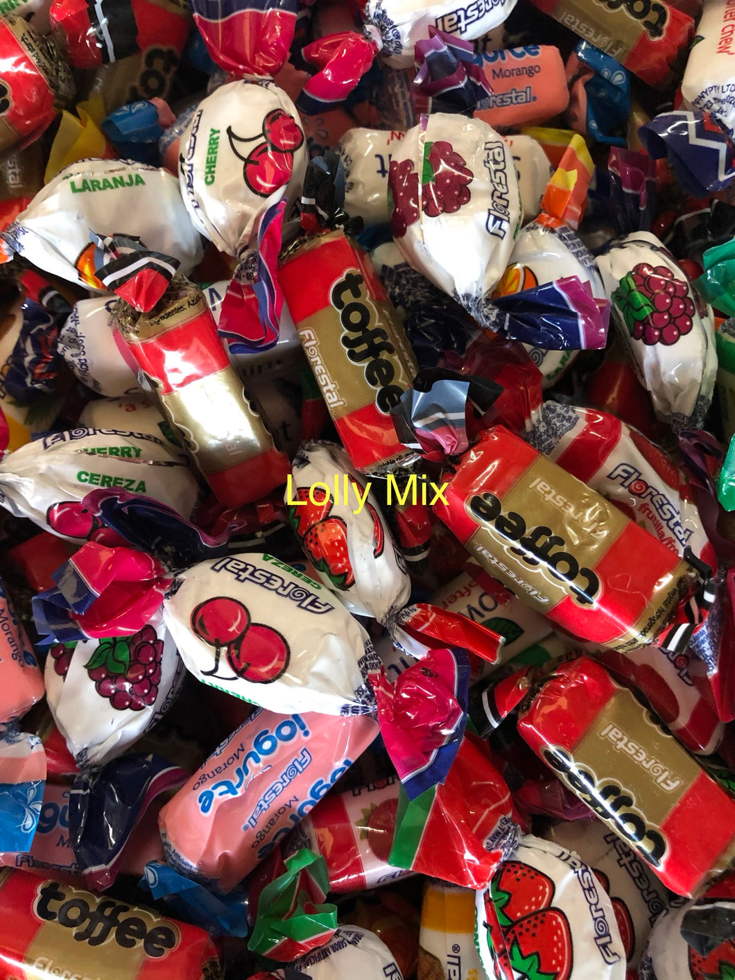 Lolly mix