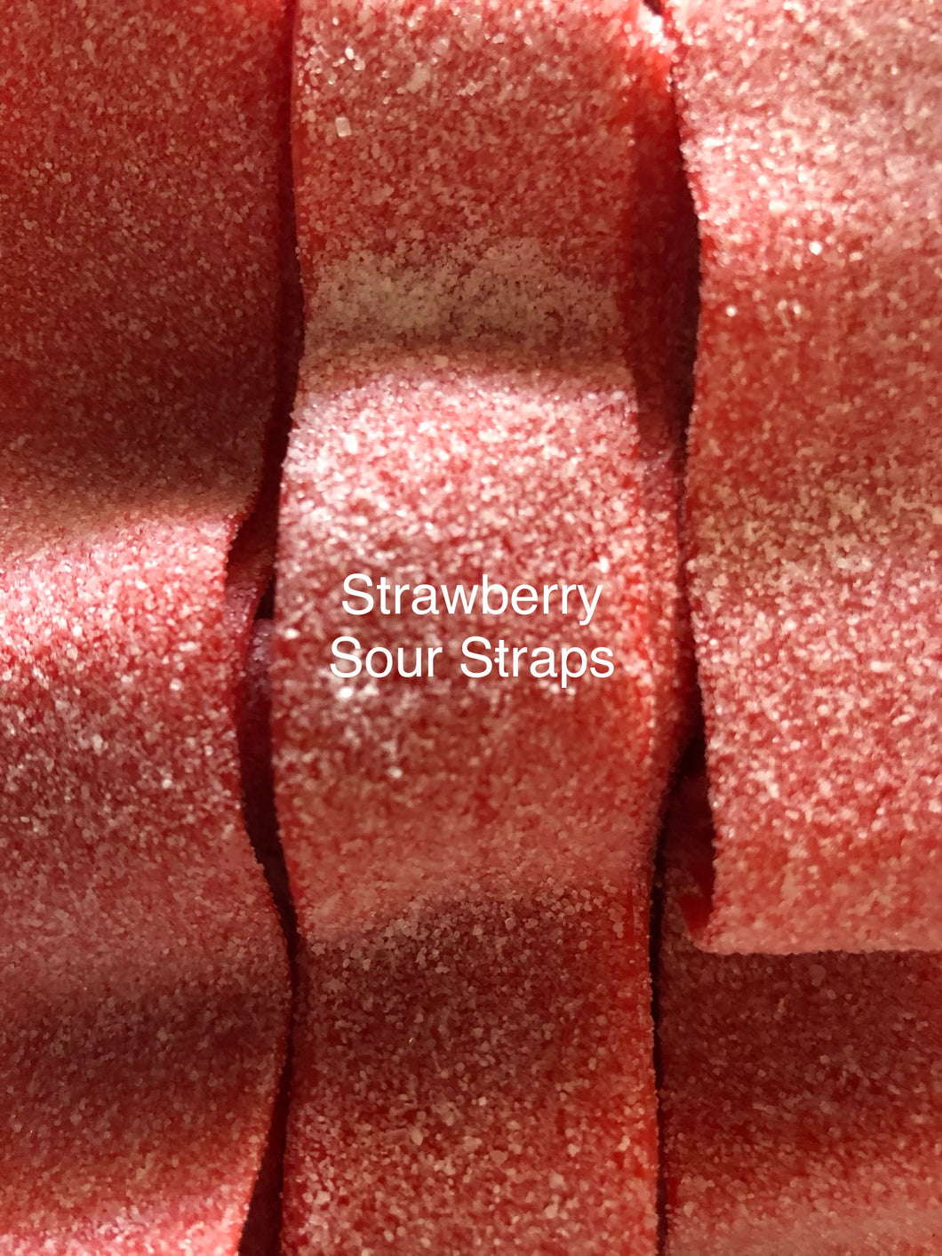 Strawberry Sour Straps
