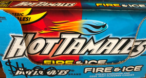 Hot Tamales - Fire & Ice