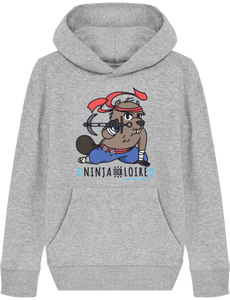 Sweat-shirt Ninja de Loire