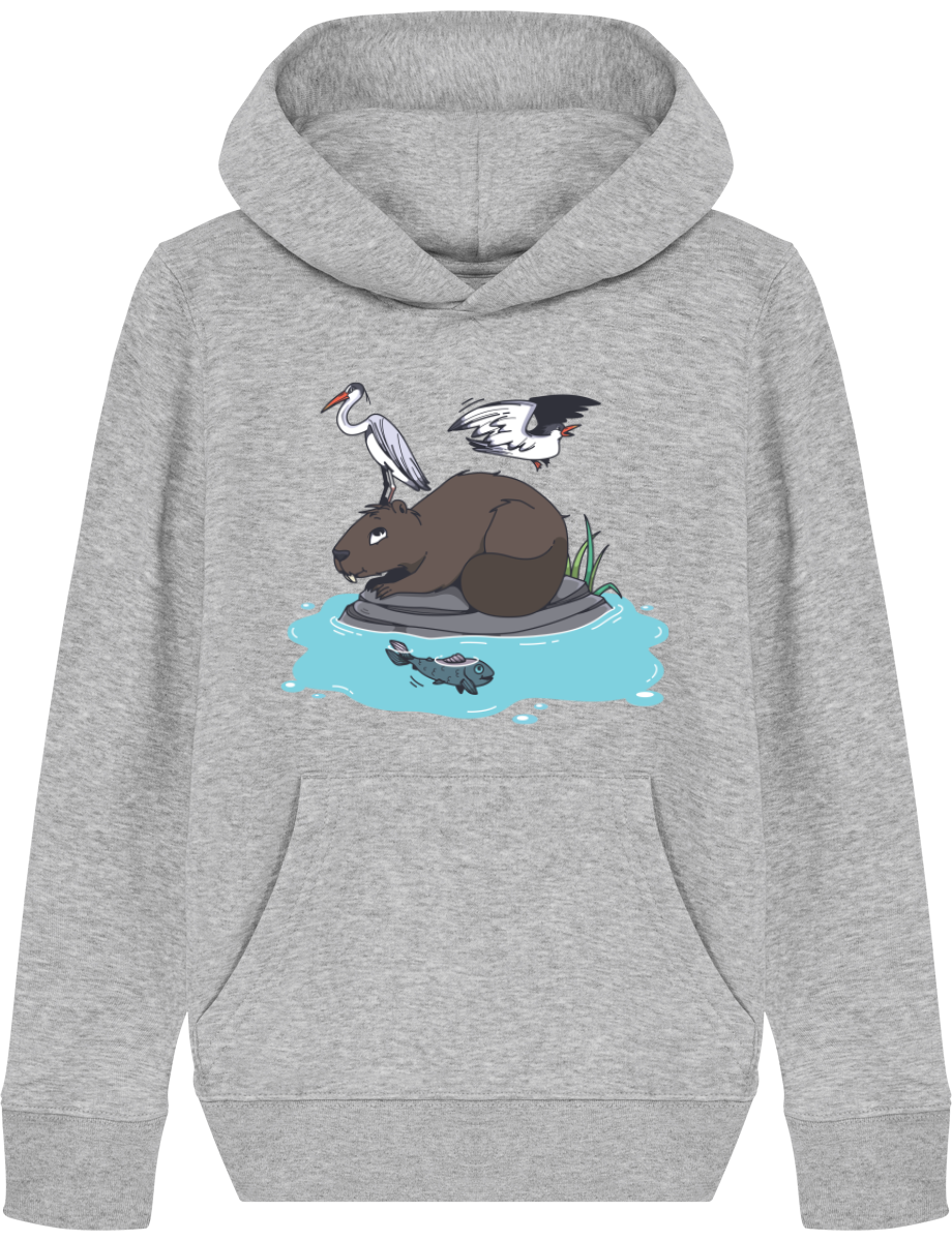 Sweat-shirt Animaux de Loire