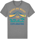 Rivers are meant for explorating