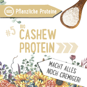 sunflowerFamily Bio Cashew Mehl