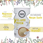 zonnebloemFamily Feel-Good Proteins, biologisch