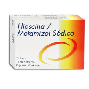 Hioscina / Metamizol Sodico