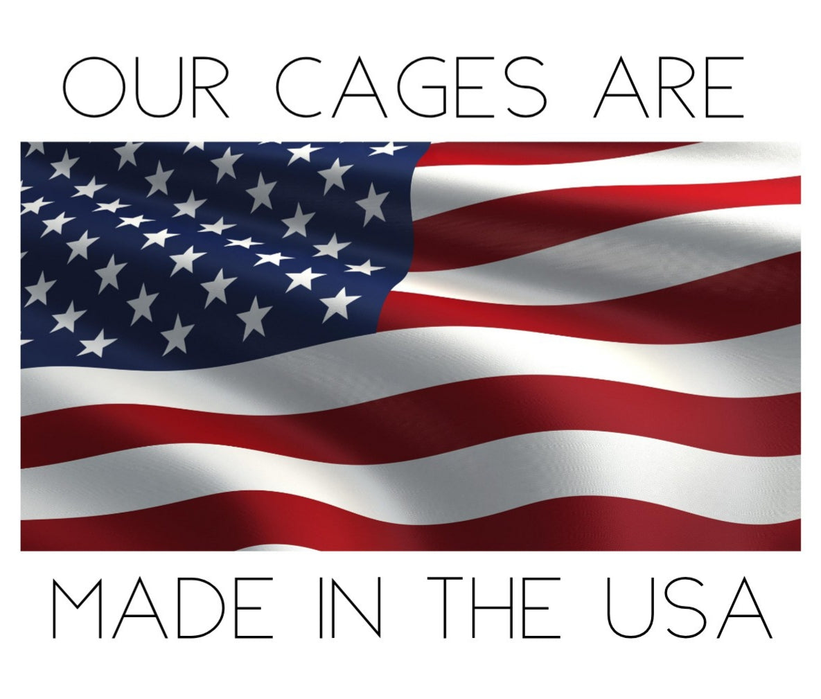 Made in the USA - My Pet Cages