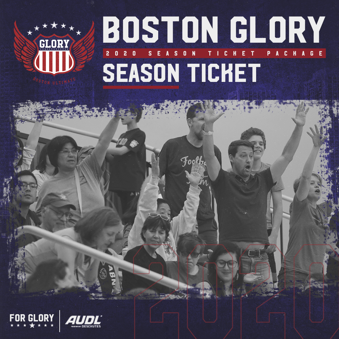 2020 Glory Season Ticket (Adult)