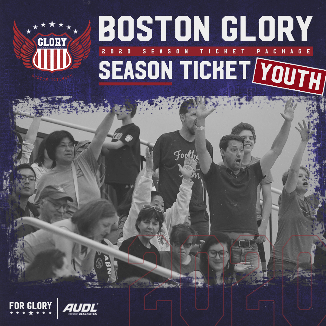 2020 Glory Season Ticket (Youth)
