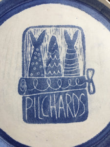 Pilchards plate