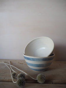 Cornish strip bowls // made to order