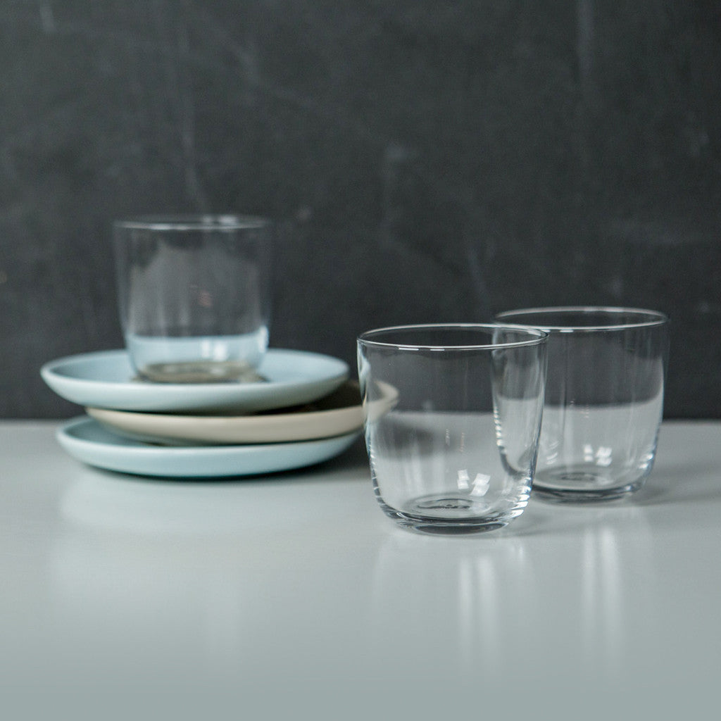 latte glasses - set of 2