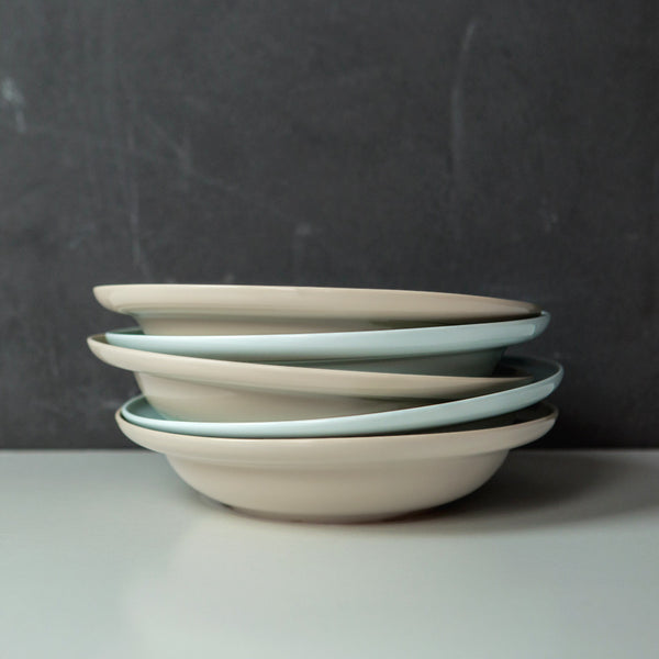 pasta bowls - set of 4