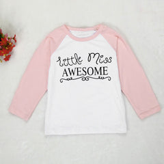 New 3PCS Toddler Baby Kids Girls Clothes