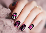 Valentine's Day Nail Wraps