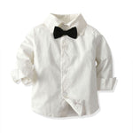 Fashion Toddler Baby Boys Gentleman Clothes Sets