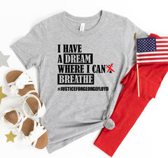 I have a dream where i can breathe Tshirt
