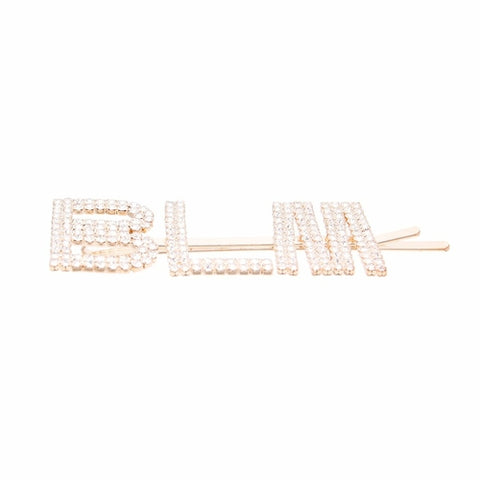 BLM Gold Hair Pin