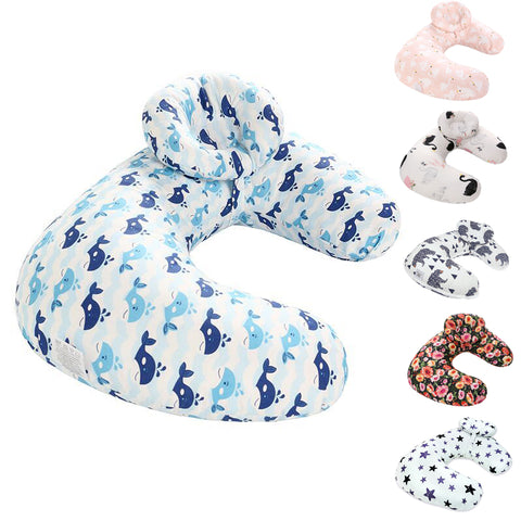 Nursing Pillow & Breastfeeding Pillows Baby Lounger Adjustable