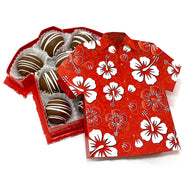 Bien Shirt Box - The Dessert Ladies, custom corporate gifts, gourmet chocolate gifts,