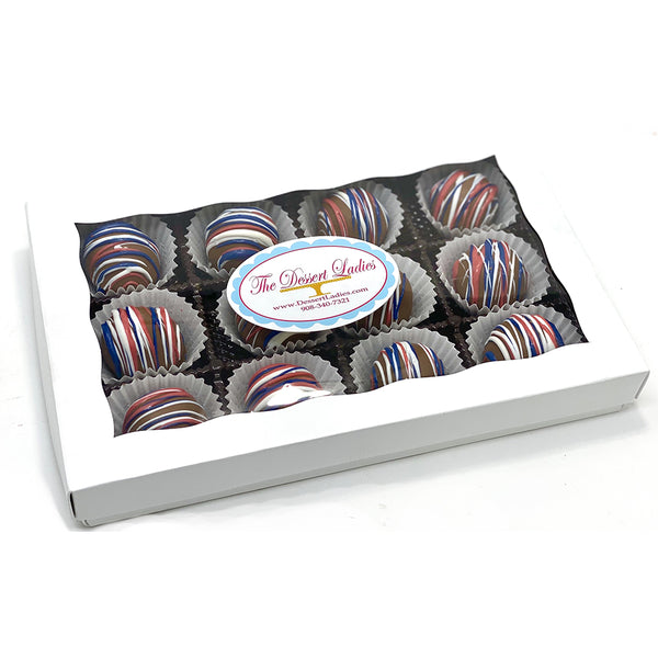 Bien Box of 12 - The Dessert Ladies, custom corporate gifts, gourmet chocolate gifts,