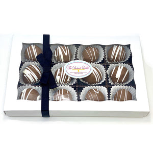 Bien Box of 12- Custom Corporate Gift - The Dessert Ladies
