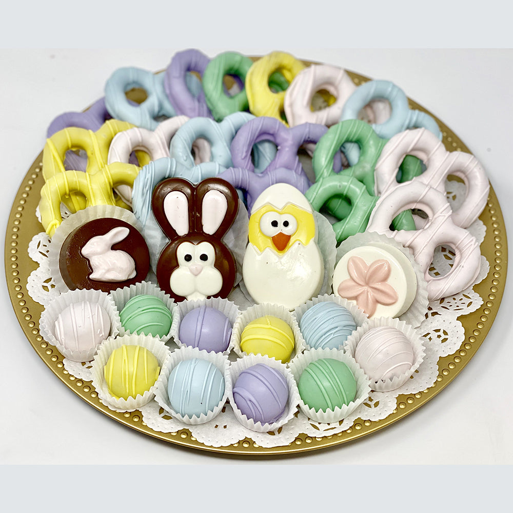 Large Easter Mixed Chocolate Platter