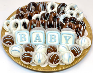 Large Baby Mixed Chocolate Platter