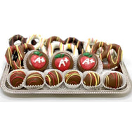 Classic Teacher Appreciation Platter - The Dessert Ladies, custom corporate gifts, gourmet chocolate gifts,