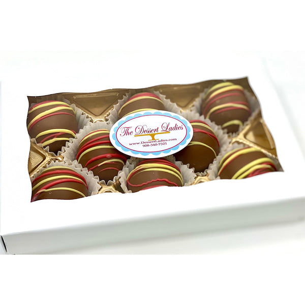 Teacher Appreciation Bien Box of 8 - The Dessert Ladies, custom corporate gifts, gourmet chocolate gifts,