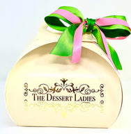 Mother's Day Tulip Mixed Chocolate Box - The Dessert Ladies, custom corporate gifts, gourmet chocolate gifts,