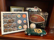 Father's Day Mixed Gift Box - The Dessert Ladies, custom corporate gifts, gourmet chocolate gifts,