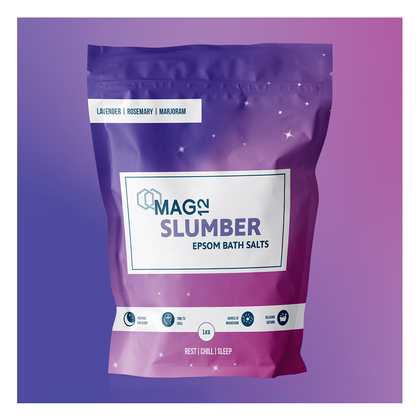 MAG12 - transdermal magnesium supplements