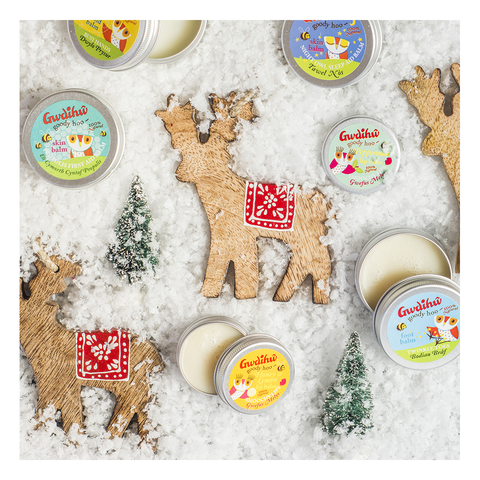 Gwdihw - goody hoo - natural balms