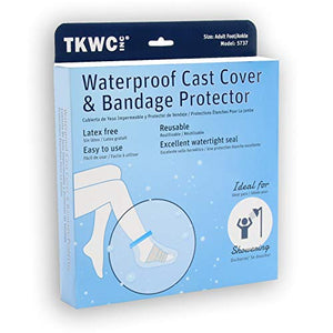 Foot & Ankle - Water Proof Foot Cast Cover