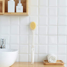 Load image into Gallery viewer, Bath Body Brush Set with Long Handle