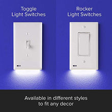 Load image into Gallery viewer, Glow-In-The-Dark Light Switch