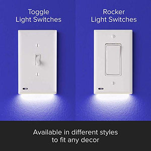 Glow-In-The-Dark Light Switch