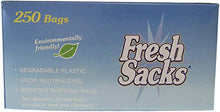Load image into Gallery viewer, Fresh Sacks Biodegradable Diaper Disposal Bags, Roll of 250