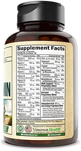 Men's Daily Multimineral Multivitamin
